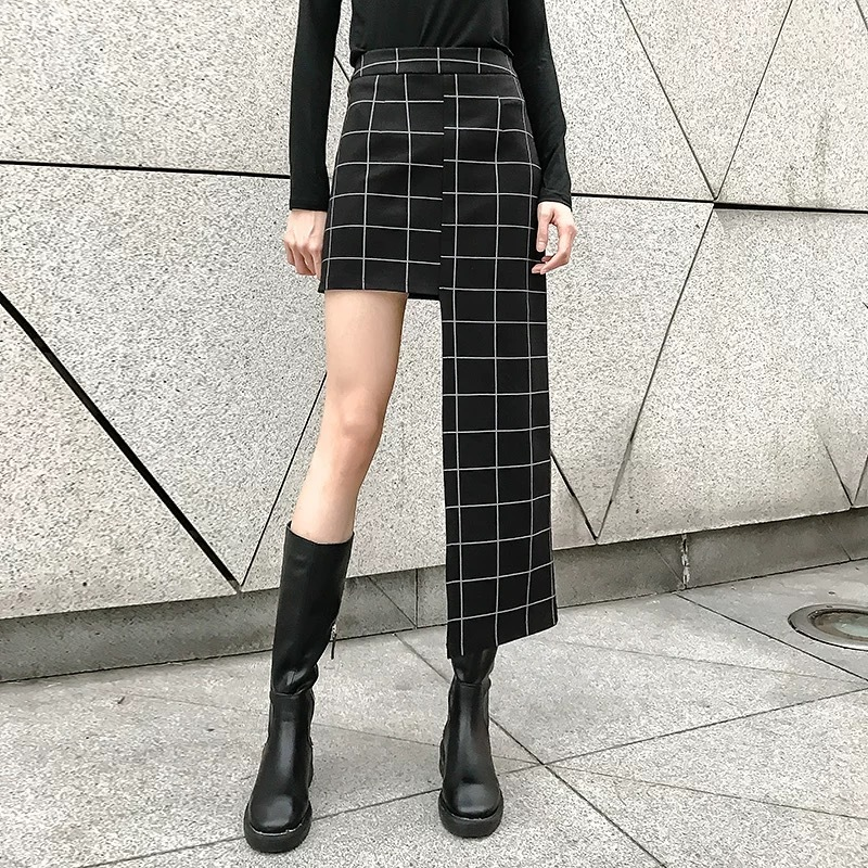 graph check skirt