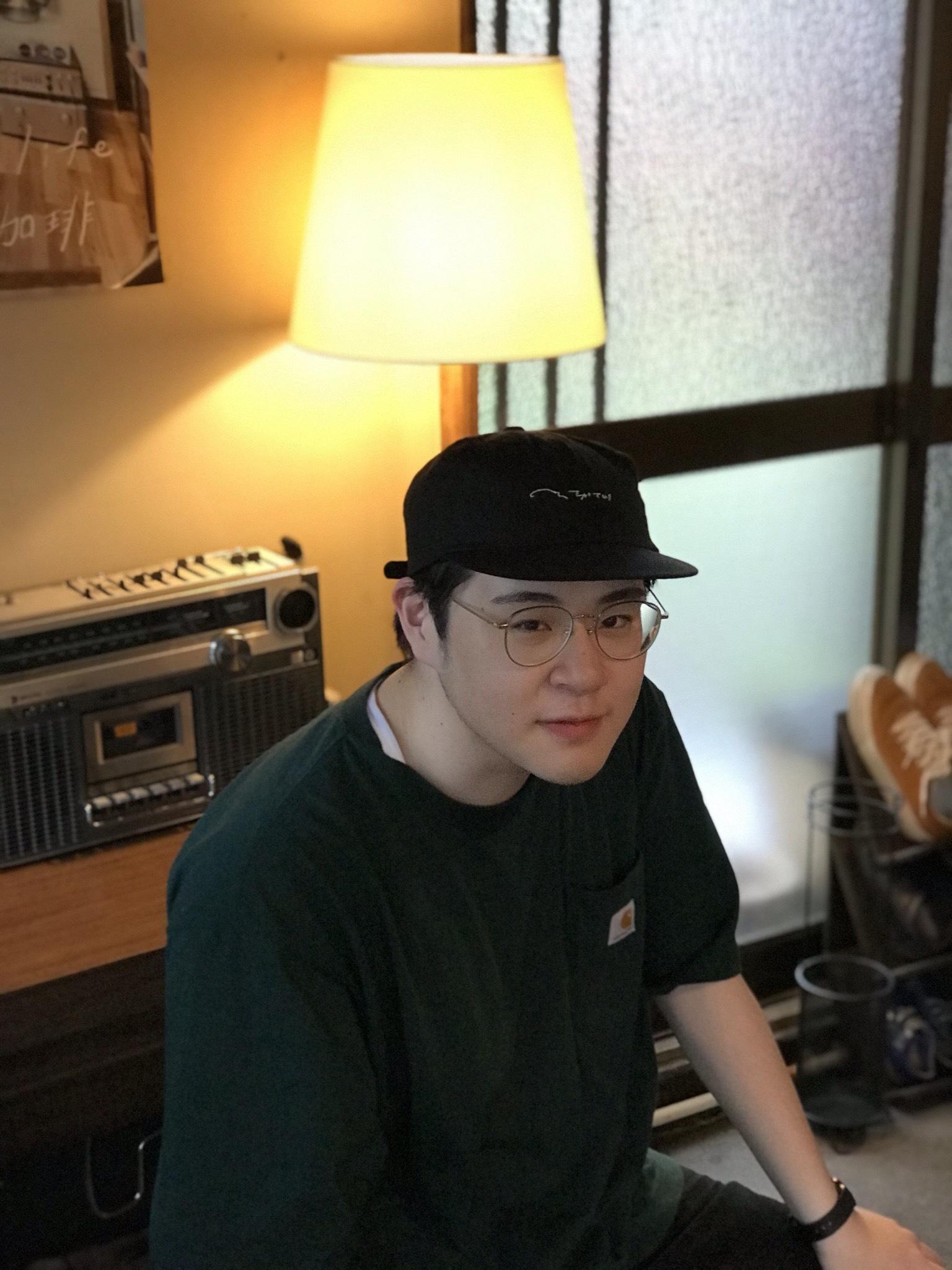 【のら珈琲】Cap(5W×のら珈琲)
