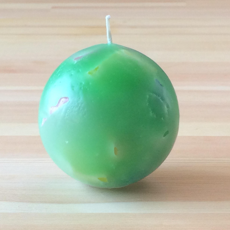 【manmaru】グリーン【vivid】