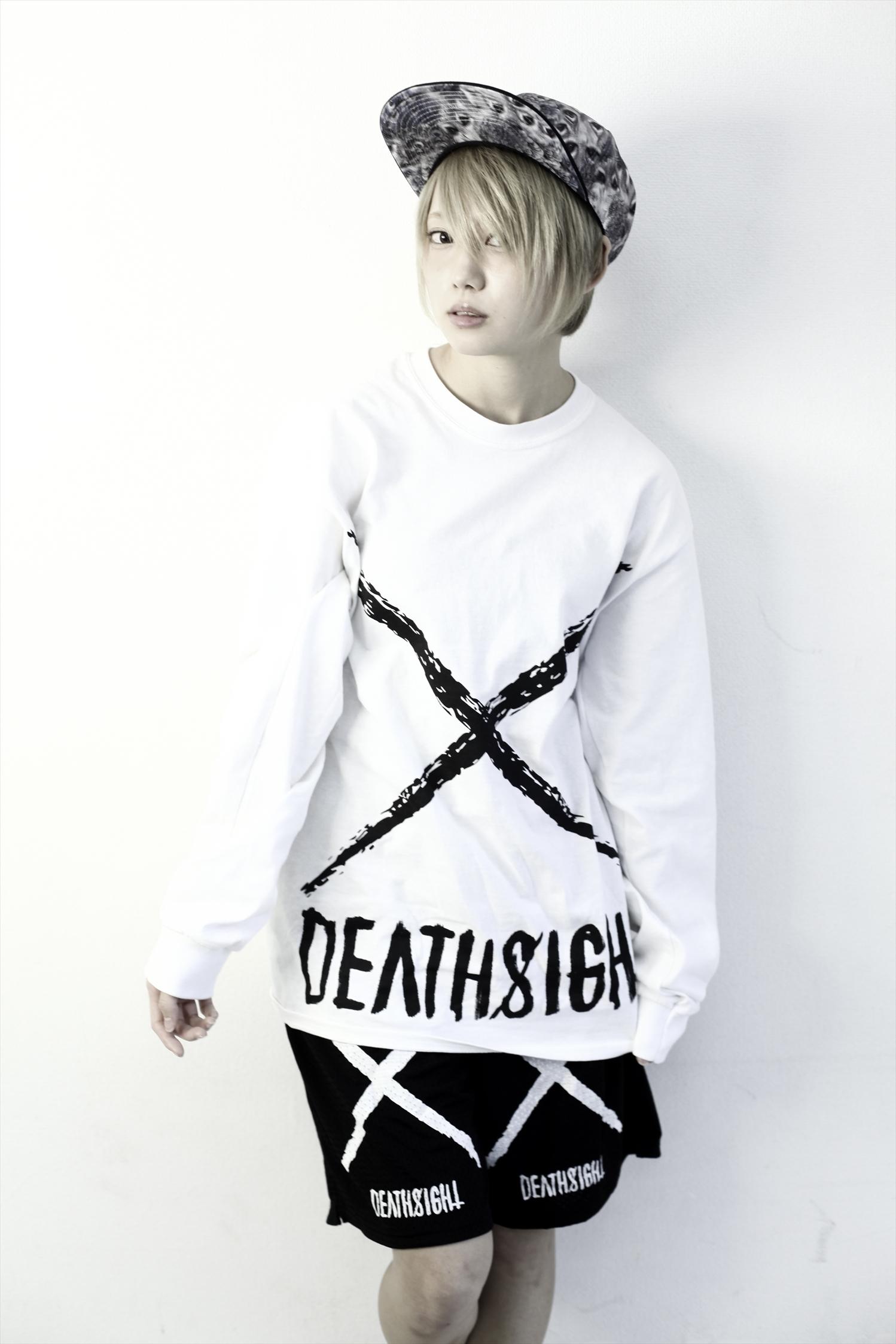 xxx L/S TEES WHITE - 画像5