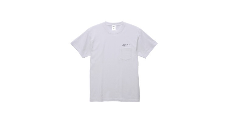 coguchi pocket T-shirts (WH)