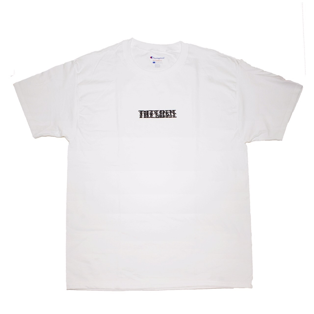 THISONE x gam TEE (WHITE)