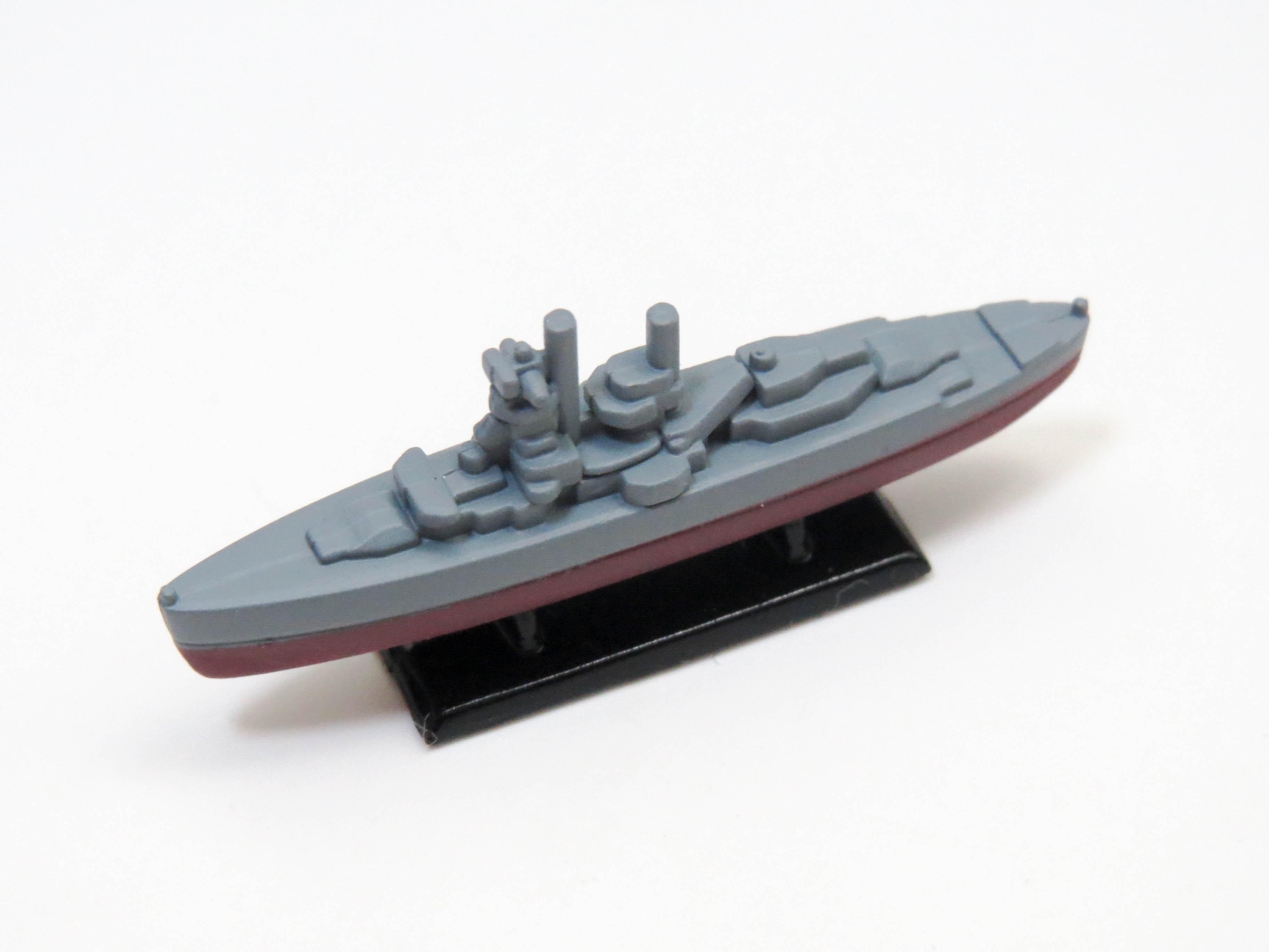 再入荷【693】 ヴィルヘルミーナ 小物パーツ 戦艦模型 ねんどろいど