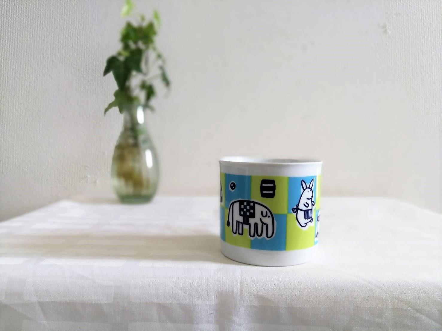 [廃盤] マグカップ / マリメッコ / ベア / マイヤ・イソラ / 2005年限定