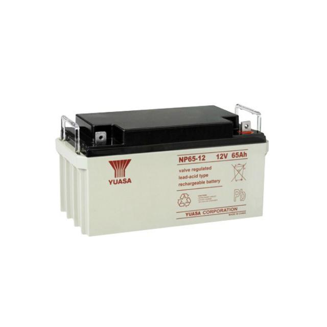 NP65-12 GSユアサ製 小形制御弁式鉛蓄電池 NPシリーズ
