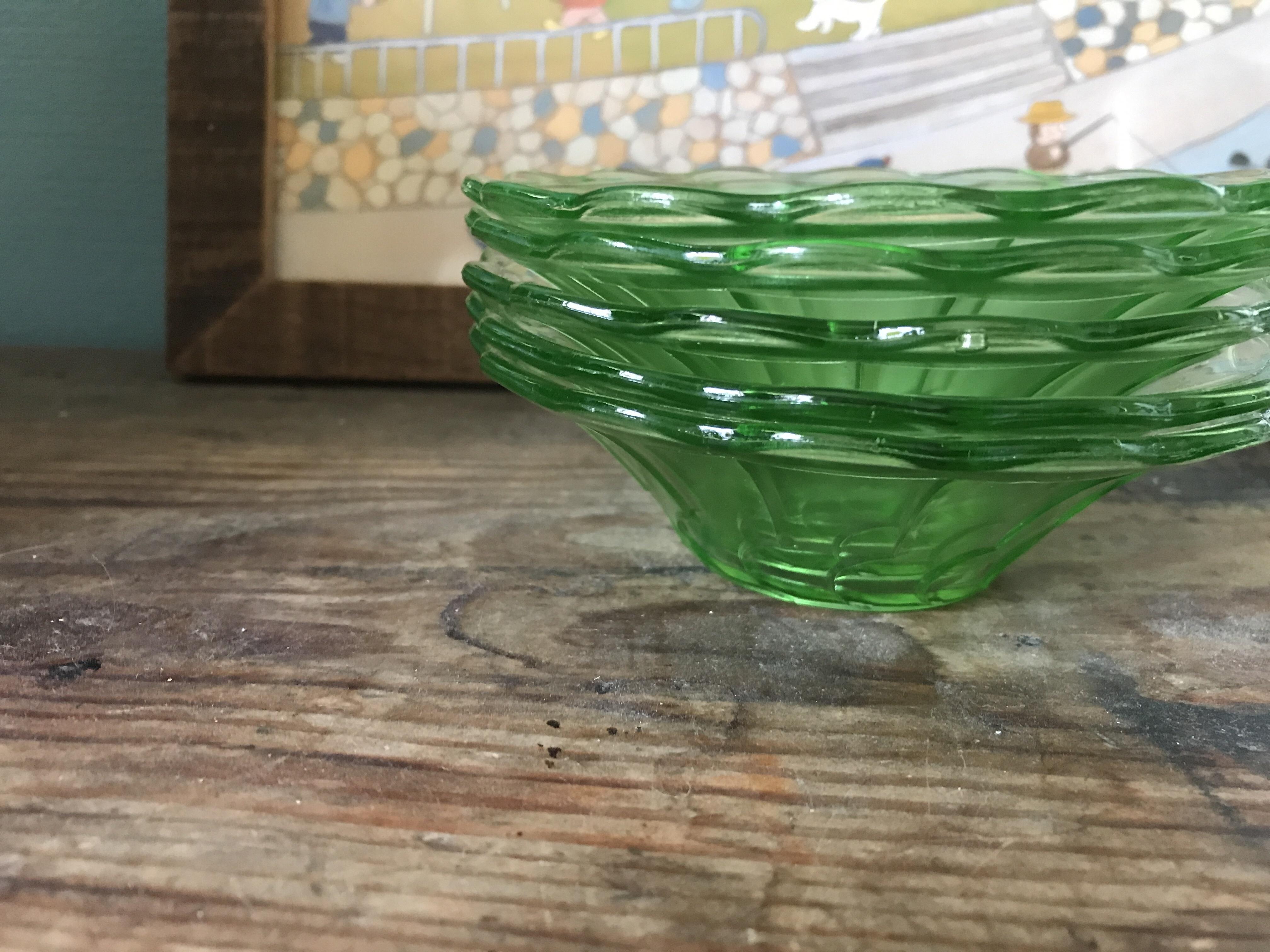 レトロ ガラス