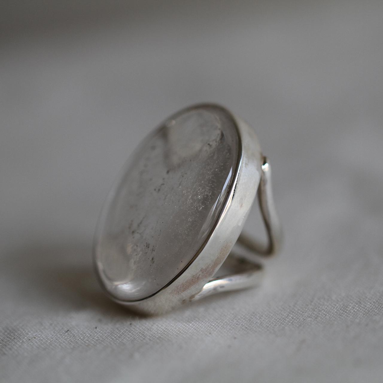 Hi-CORAZON【 womens 】power stone ring
