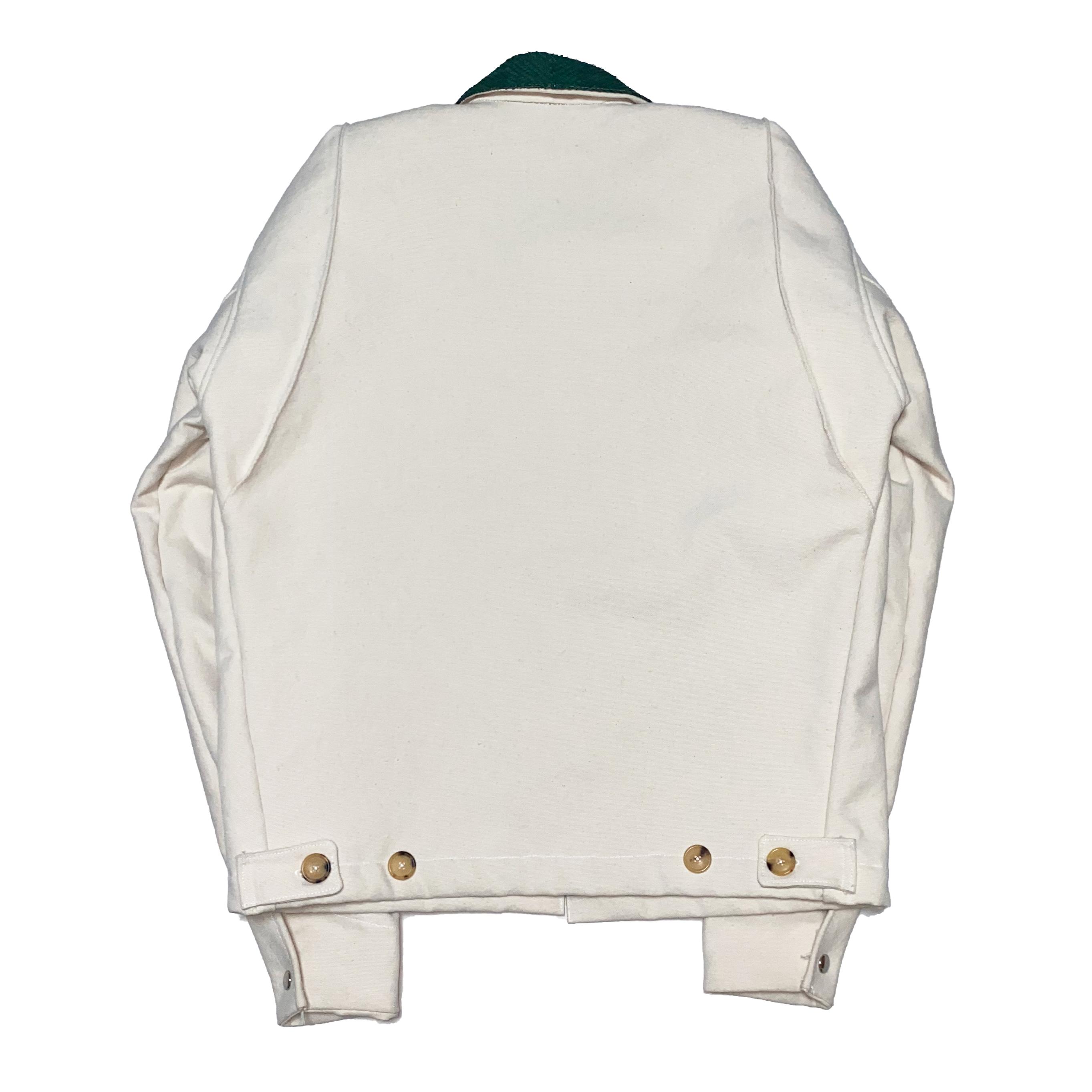 Petroit Work Jacket / White - 画像2
