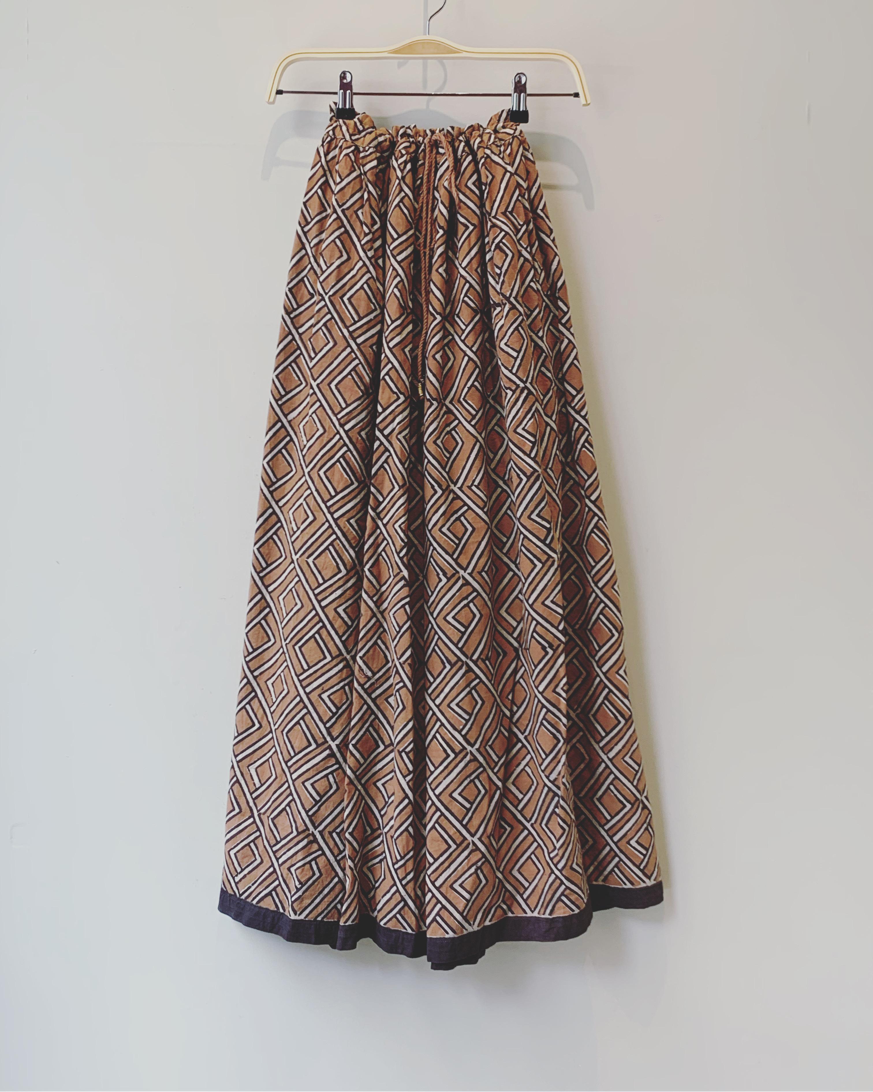 vintag design skirt