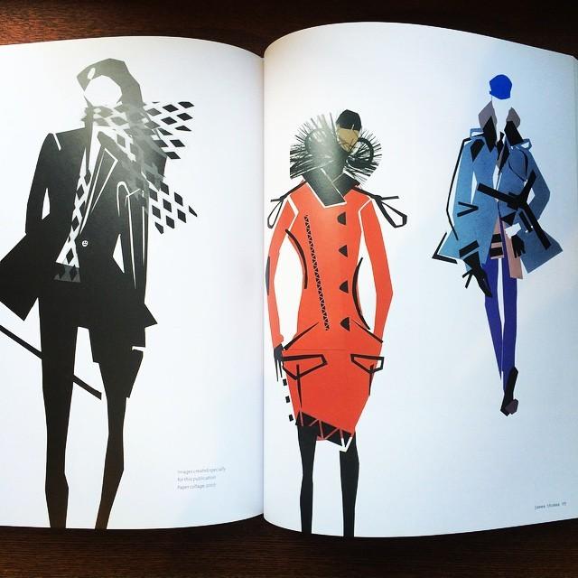 ファッションの本「Fashion Illustration by Fashion Designers」 - 画像2