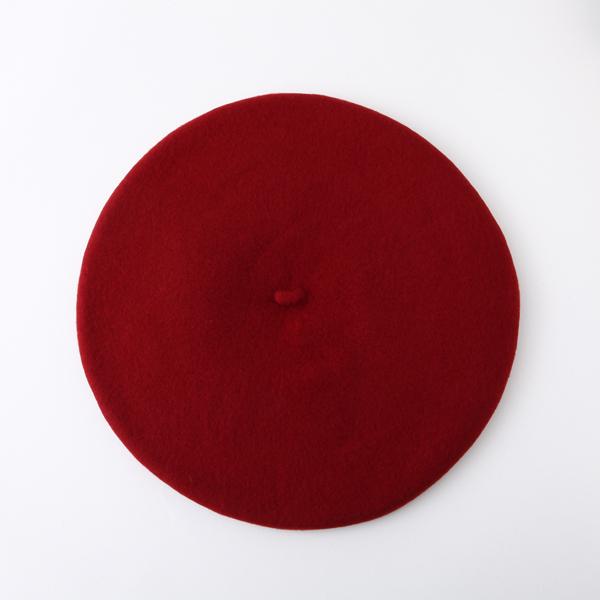 バスク帽 RED(サイズ15)TDB-03