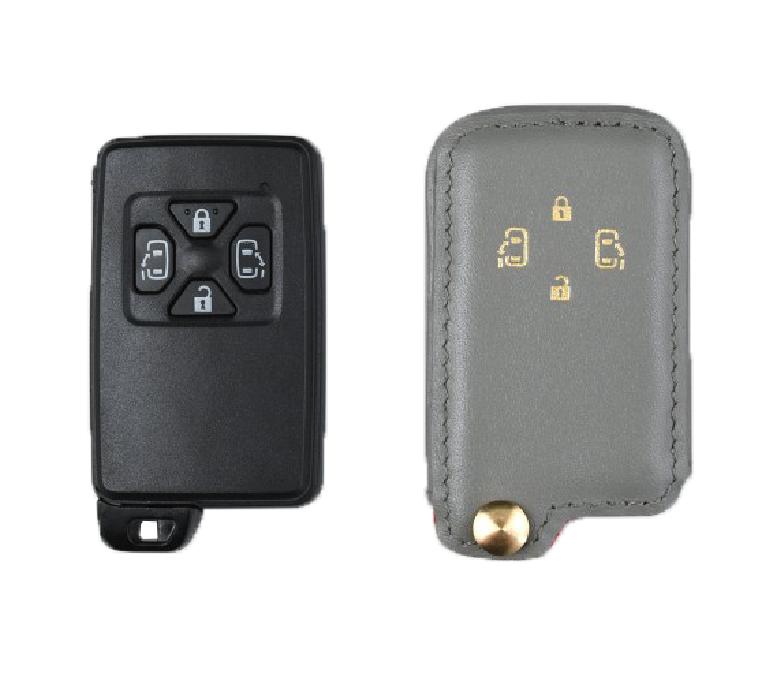 Toyota 専用 TypeD-1 Car Key Case Shrink Leather Case