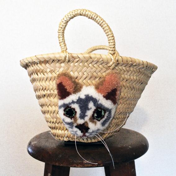 CATかごSmall トキニーズ