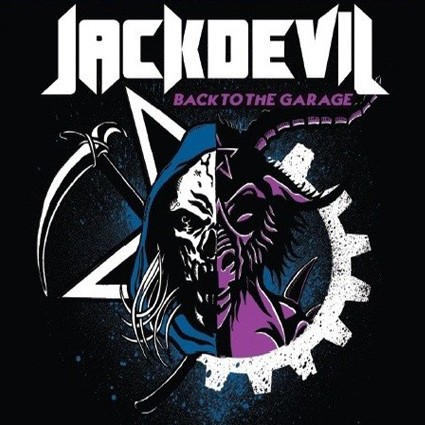 "JACKDEVIL ""Back To The Garage"" (輸入盤)"