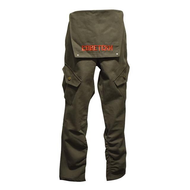 SOVETSKY1917 / Overalls pants / Khaki