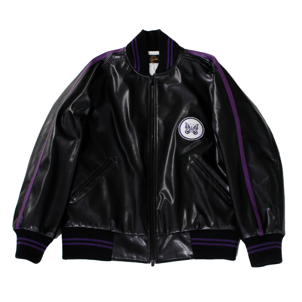 NEEDLES Award Jacket - Faux Leather