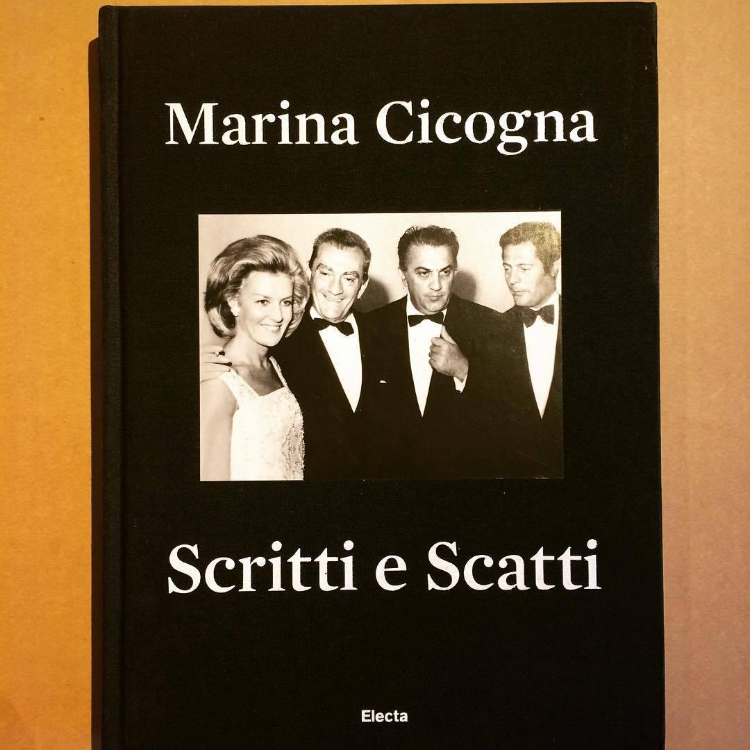 マリーナ・チコーニャ写真集「Scritti e Scatti/Marina Cicogna」 - 画像1