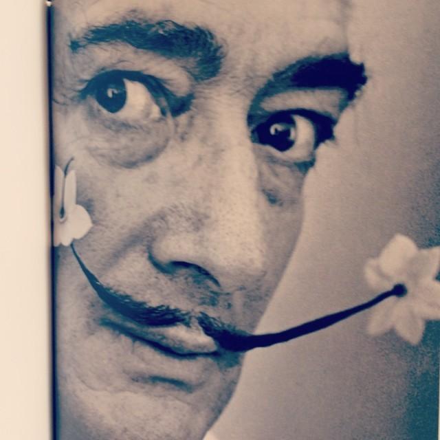 写真集「Dali's Mustache/Philippe Halsman」 - 画像2