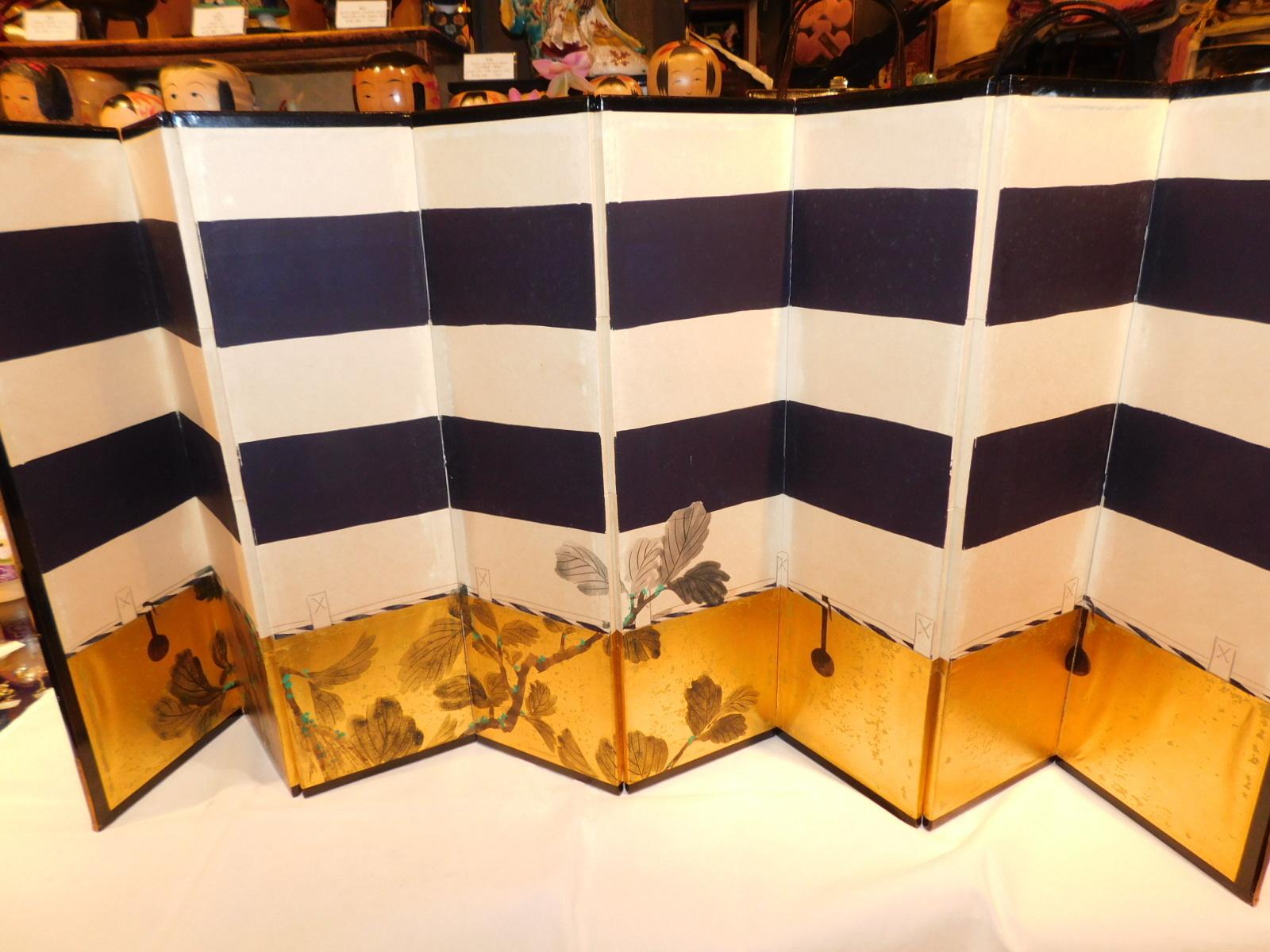 節句の屏風 folding screen( No6)