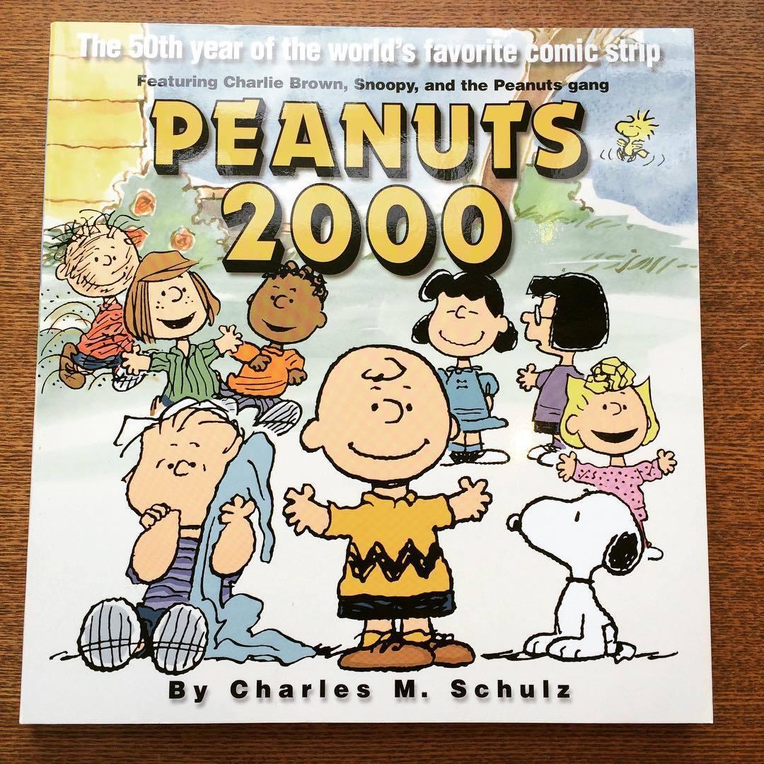 チャールズ・M・シュルツ ピーナッツ「Peanuts 2000/Charles M. Schulz」 - 画像1