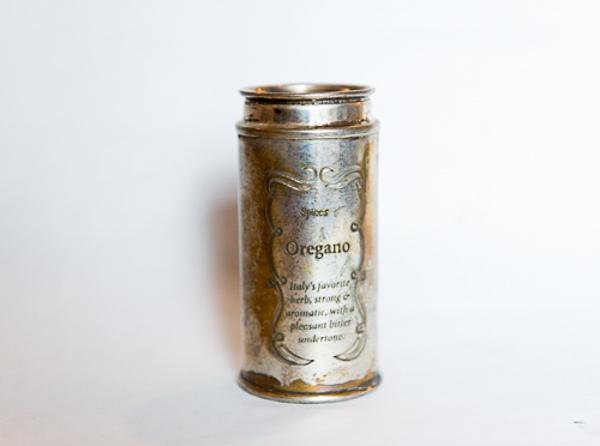 ビンテージスパイスボトル[オレガノ] (No.31499)