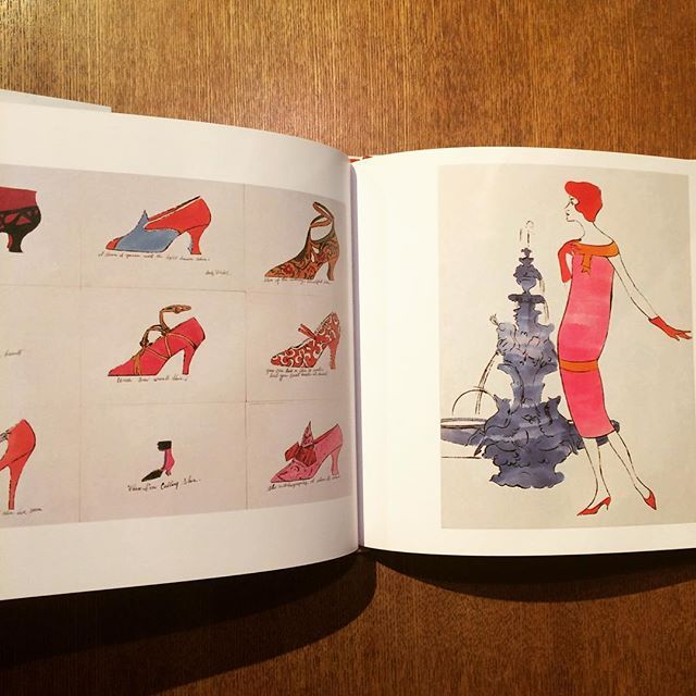 アンディ・ウォーホル画集「Andy Warhol Drawings」 - 画像2