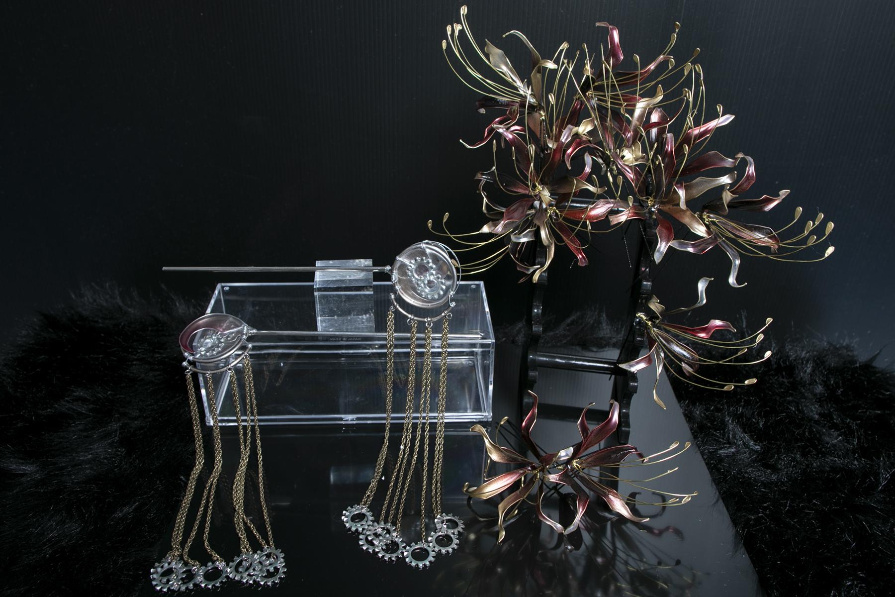 【絢爛】ー絡繰・鎖ビラ mechanism device bira