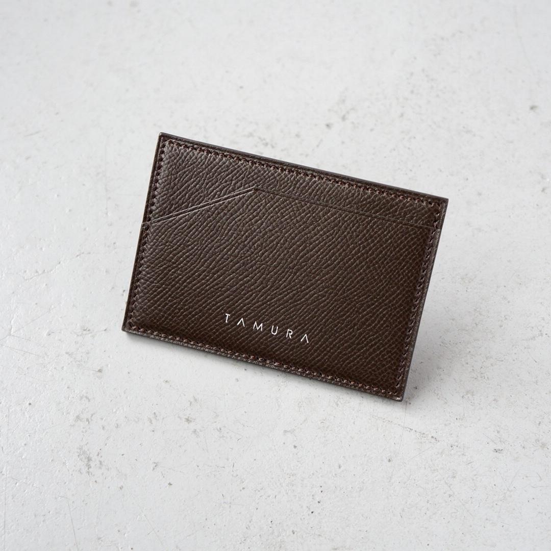 カードケース <Deneb> チョコレート