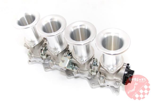 戸田レーシング 4AG 4連スロットル インジェクションキット / Toda racing 4AG 4throttle convert injection kit