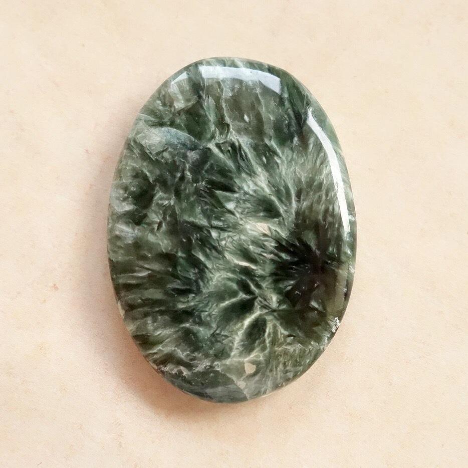 セラフィナイト 天然石ルース