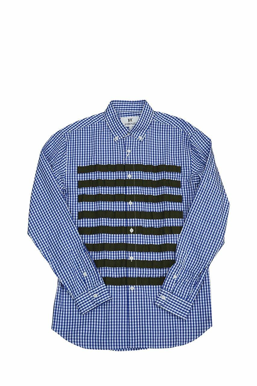 GUINGUM-C PALS SHIRTS (BLUE)
