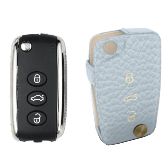 BENTLEY 専用 Type-A Car Key Case Shrink Leather Case