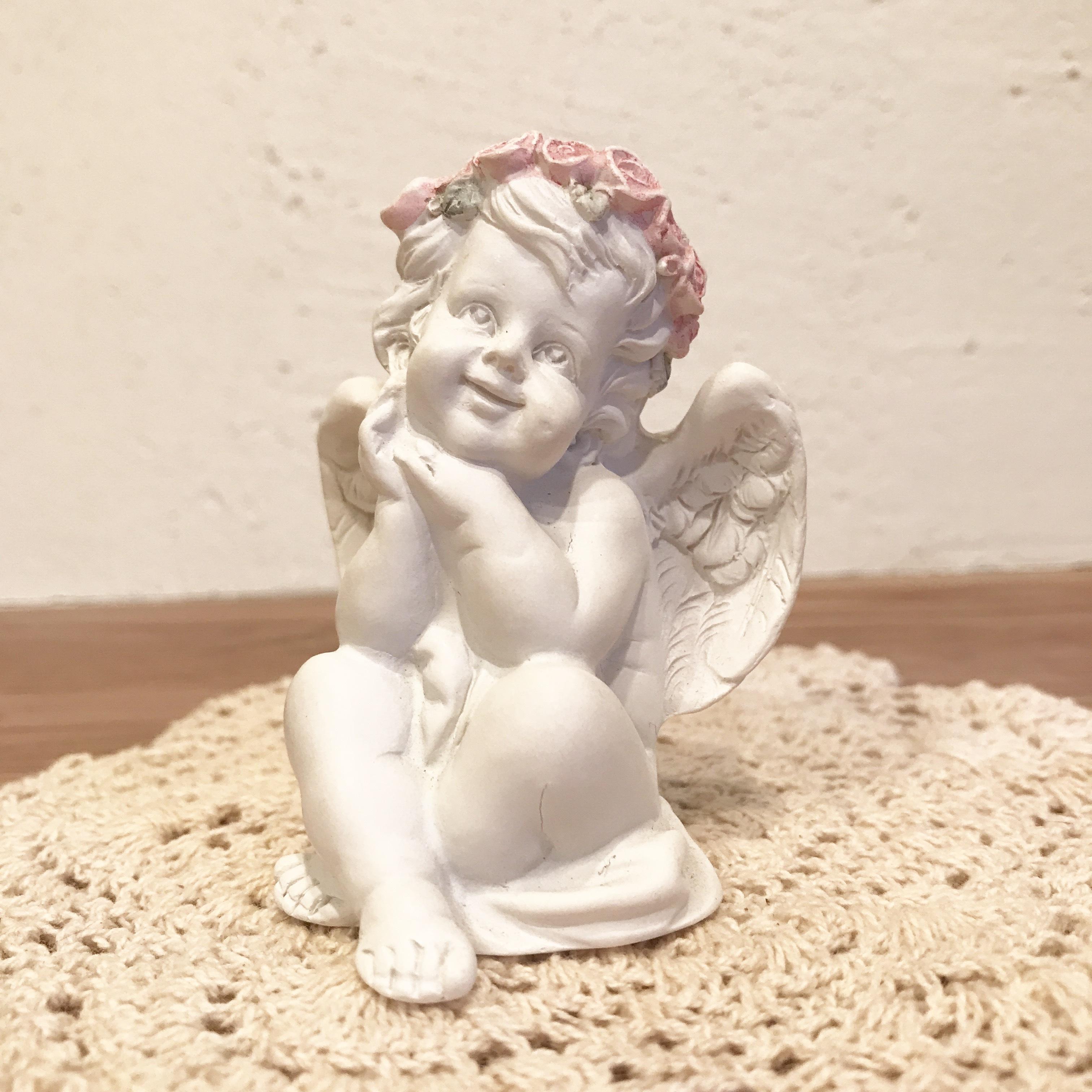 お座り天使B [天使雑貨]