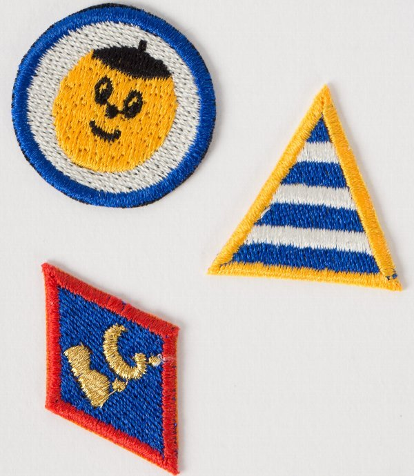 BOBOCHOSES Patches
