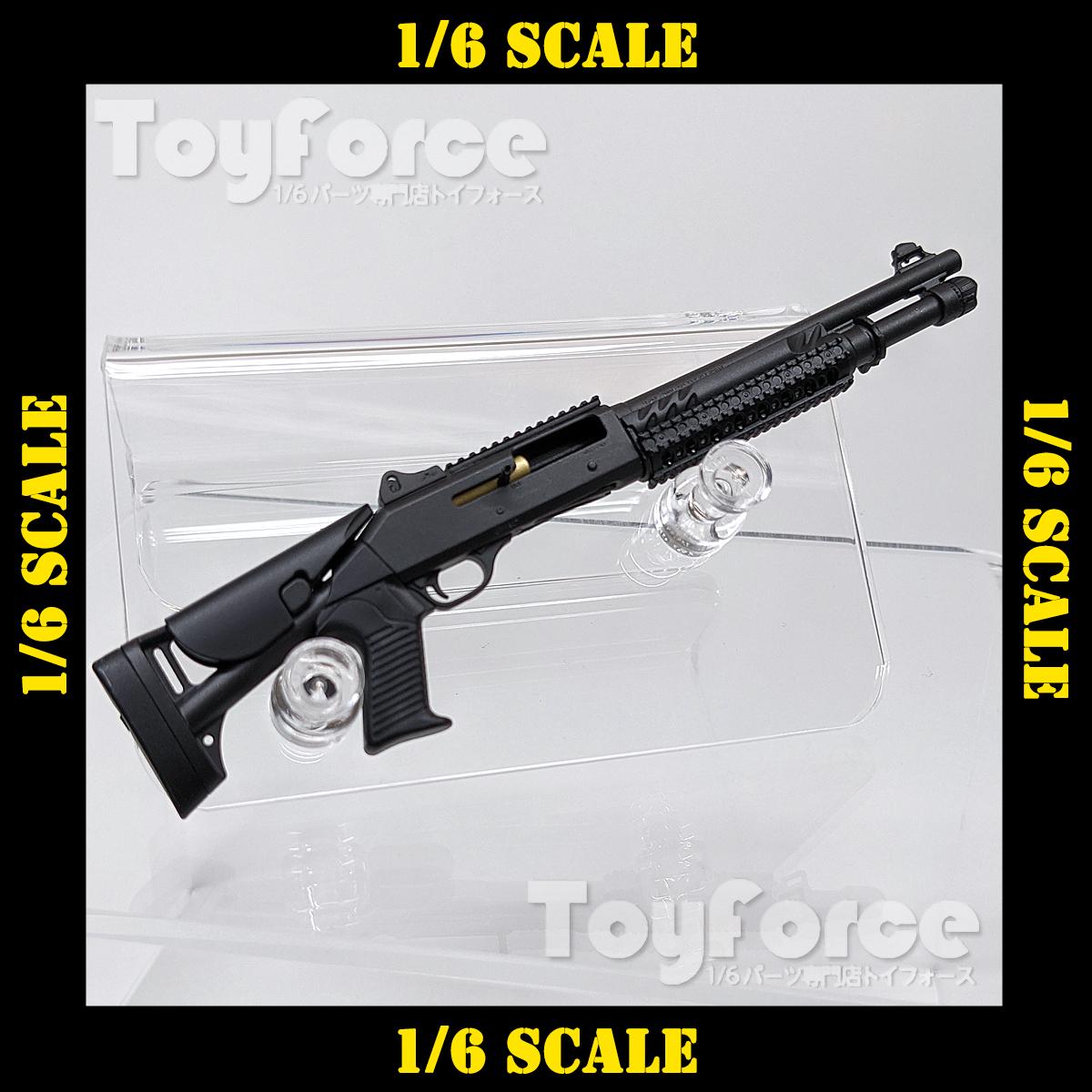【06807】 1/6 Easy & Simple M4 ショットガン