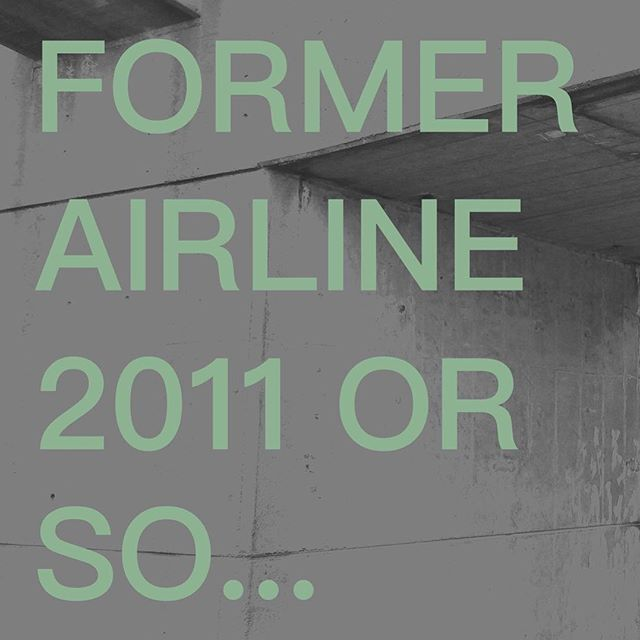 former_airline - 2011 OR SO… (CD-R)