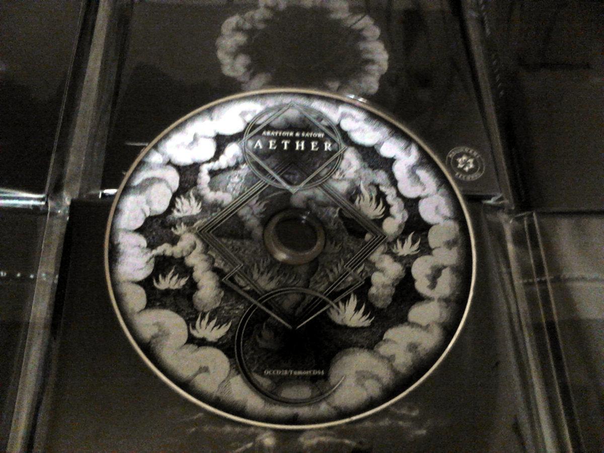 Abattoir & Satori - Aether CD - 画像2
