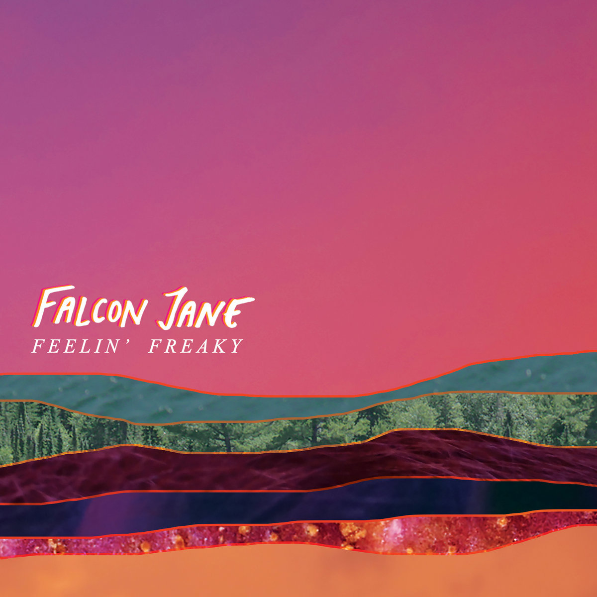 Falcon Jane / Feelin' Freaky(CD)