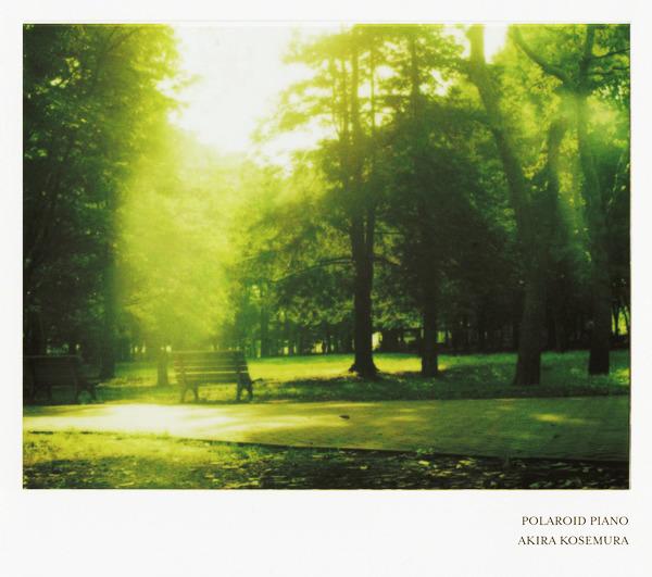 polaroid piano(reissue)| Akira Kosemura
