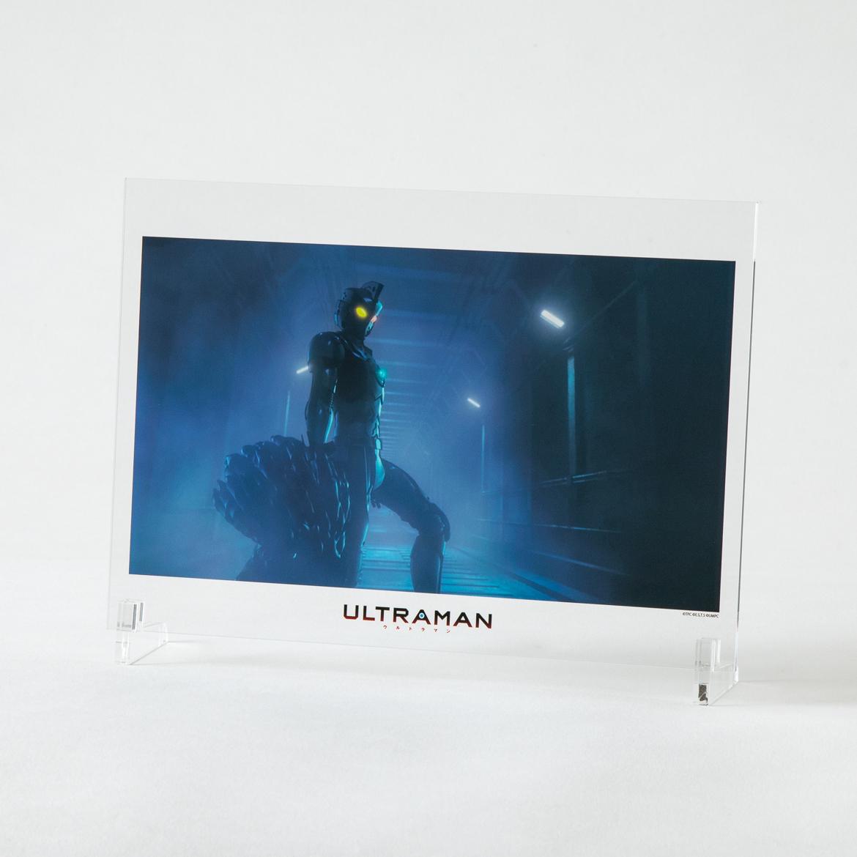 アニメ「ULTRAMAN」アクリルパネル【A4】-ACE-