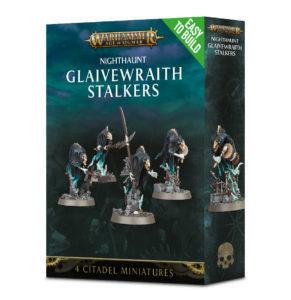 NIGHTHAUNT GLAIVEWRAITH STALKERS イージートゥビルド
