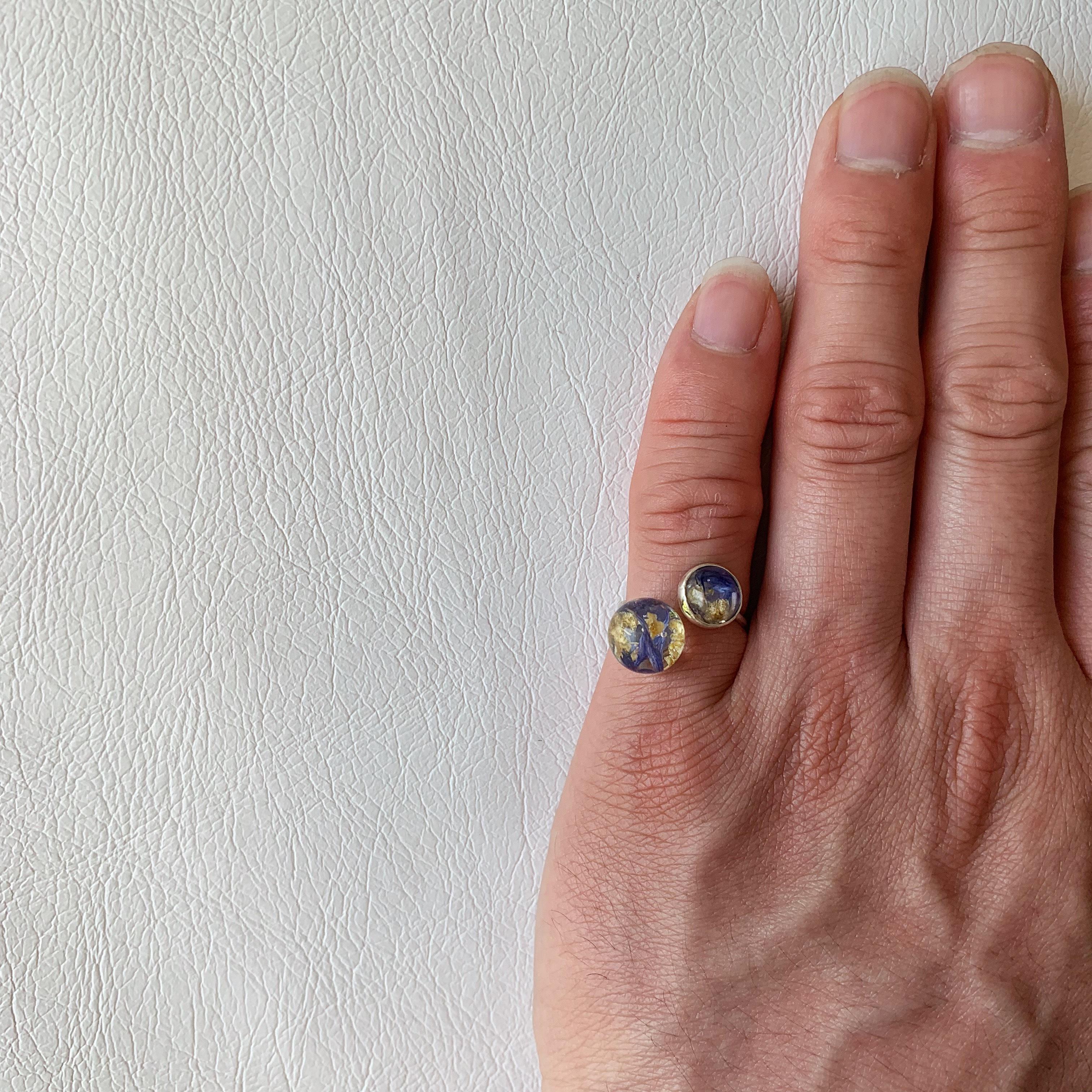指元を彩るハーブ