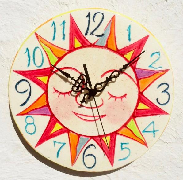 太陽(赤)(10cm)