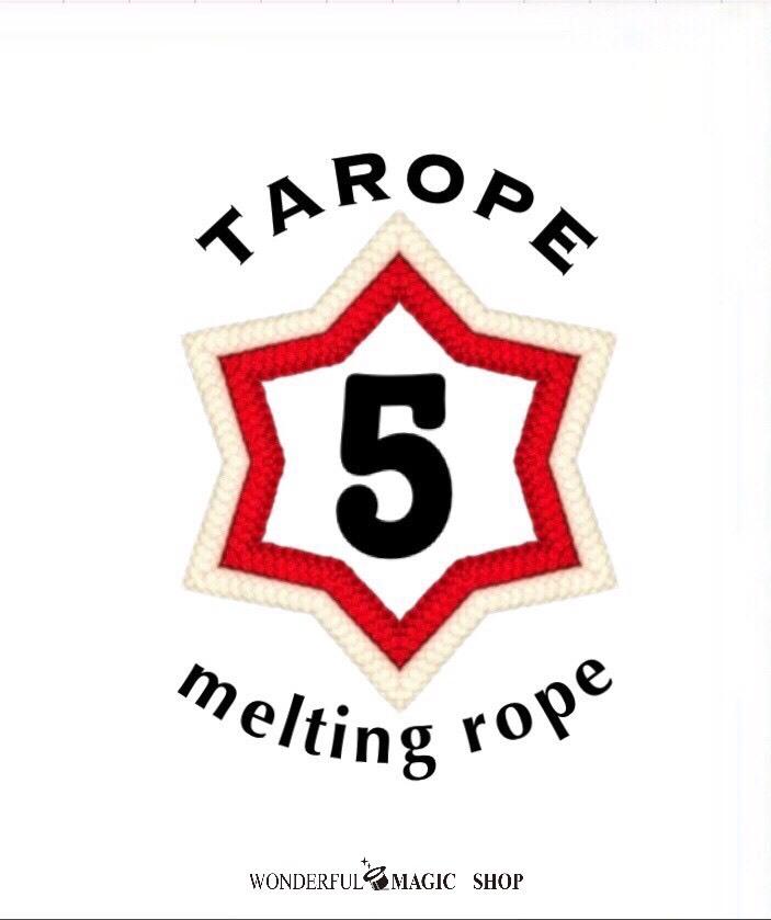 タロープ5 メルティングロープ melting rope