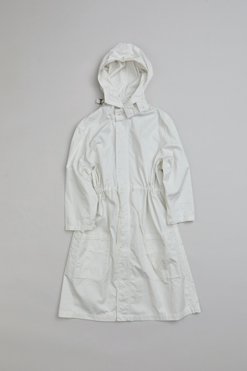USMC スモックドレス / USMC SMOCK DRESS - AGED COTTON POPLIN