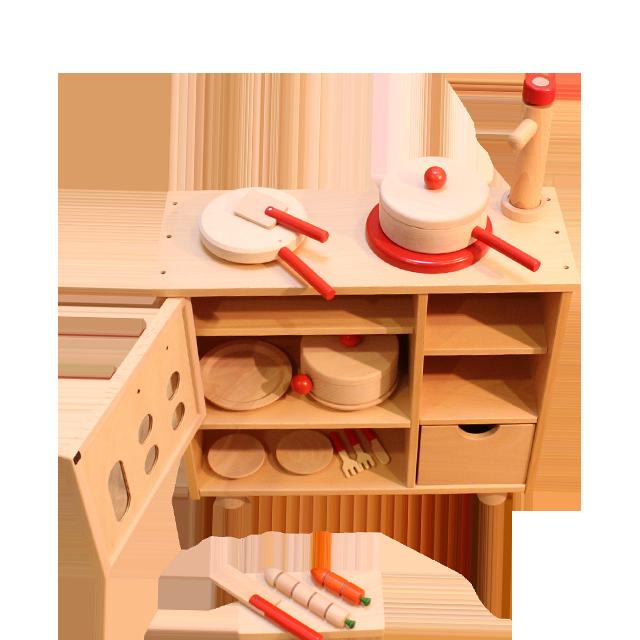 キッチンセット1 - 画像1