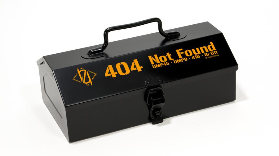 ドールズフロントライン  404小隊山型ツールボックス / グルーヴガレージ