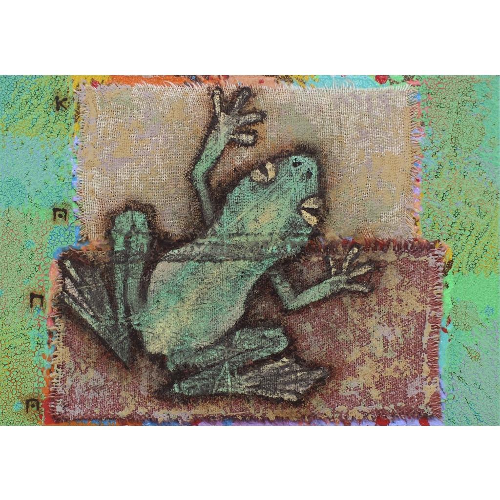 金丸悠児「Frog」