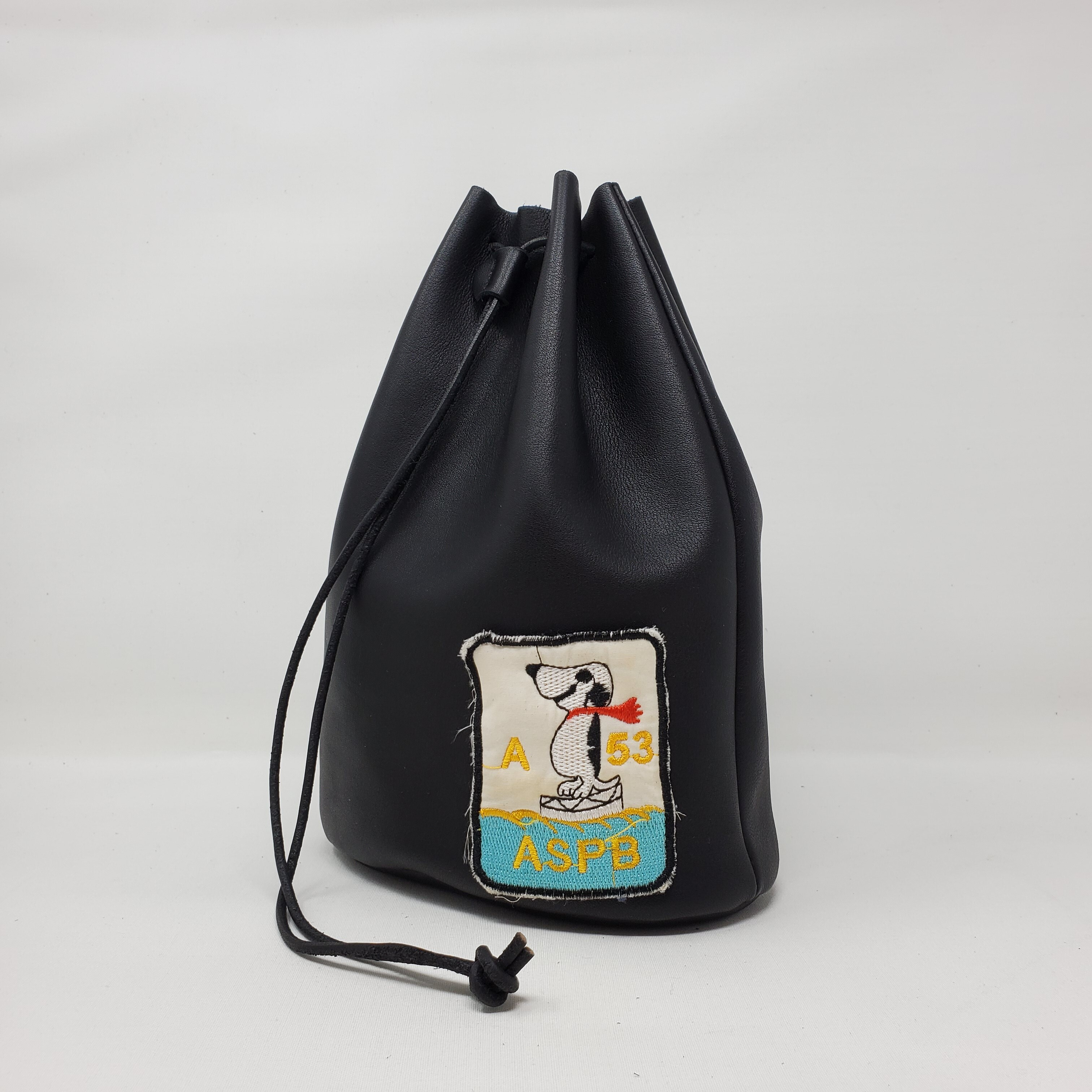 "Utility Bag03 ビンテージワッペン ""Snoopy?""01 - 画像2"