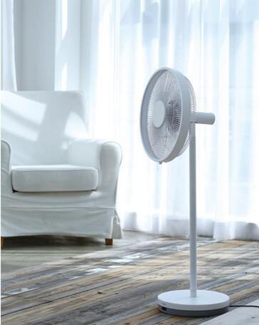 コアンダエア スタンド扇風機 ホワイト